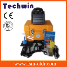 Techwin Cor-Alignment Fiber Optic Fusion Splicers TCW-605