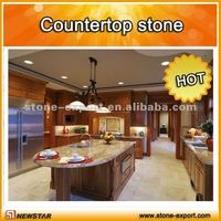 Newstar Wood Cabinet with granite countertop