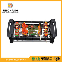 picnic bbq smokeless outdoor camping electric yakitori grill barbecue rotisserie