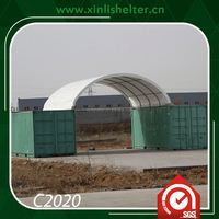 China Supplier Steel Structure Canopy