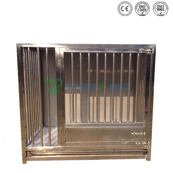 Small Animal Transport Stainless Steel Cat Dog Cage Malaysia