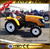 30hp 4wd mini farm tractor with front end loader Baili Brand factory price