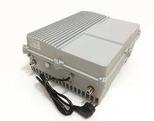 Cover 15000sqm High Power 10W GSM/DCS 900/1800 Cellphone Signal Booster/Repeater