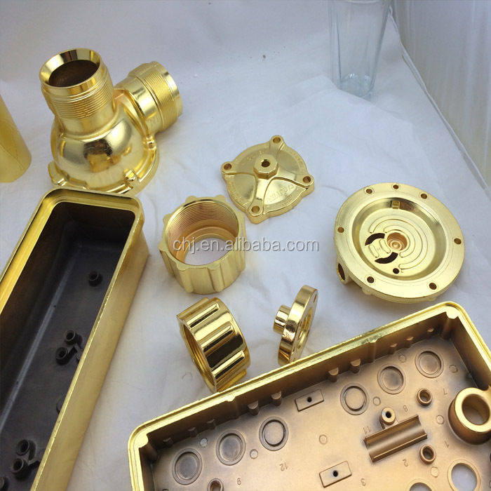 Custom aluminum alloy parts/machined parts/ metal processing made in china