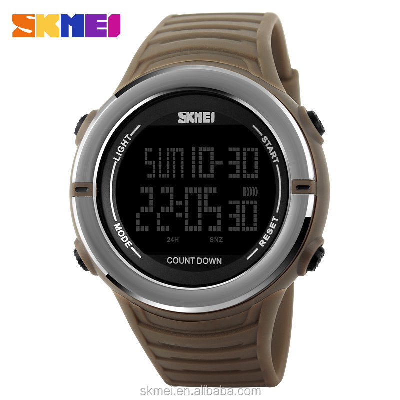 skmei 1209 new product sport outdoor fashion cheap water resistant reloj digital hombre