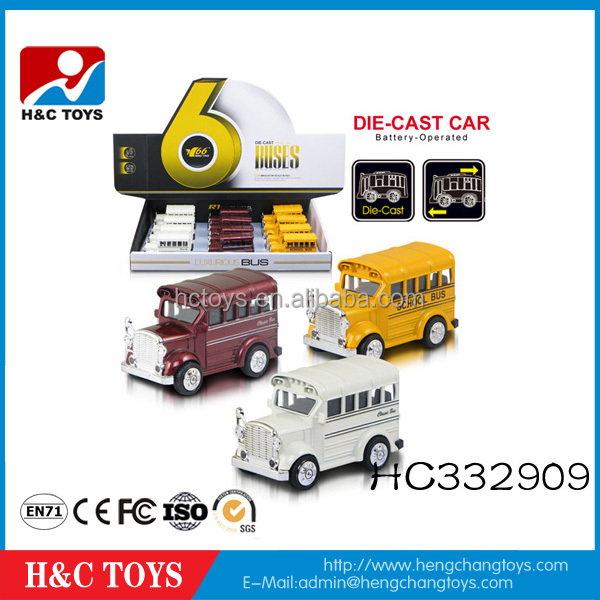 Hot popular 1:36 scale kids mini pull back alloy toy diecast model toy car HC332909