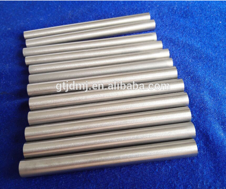 Factory Supplied Customized 5*330mm Good Wear Resistant Tungsten Carbide Rod with Single Hole
