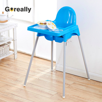 Direct factory wholesale home kitchen toddler baby sitting dining feeding chair