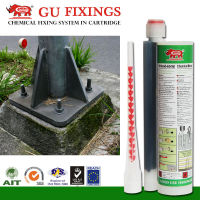 epoxy resin curing street lamp strength fasteners and fixings