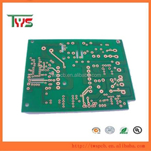 electrical manufacturer pcb Board, 2 layer pcb with UL 94v-0 pcb board