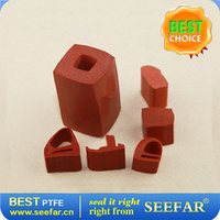 Custom Any Shape of Silicone Rubber Foam Strip