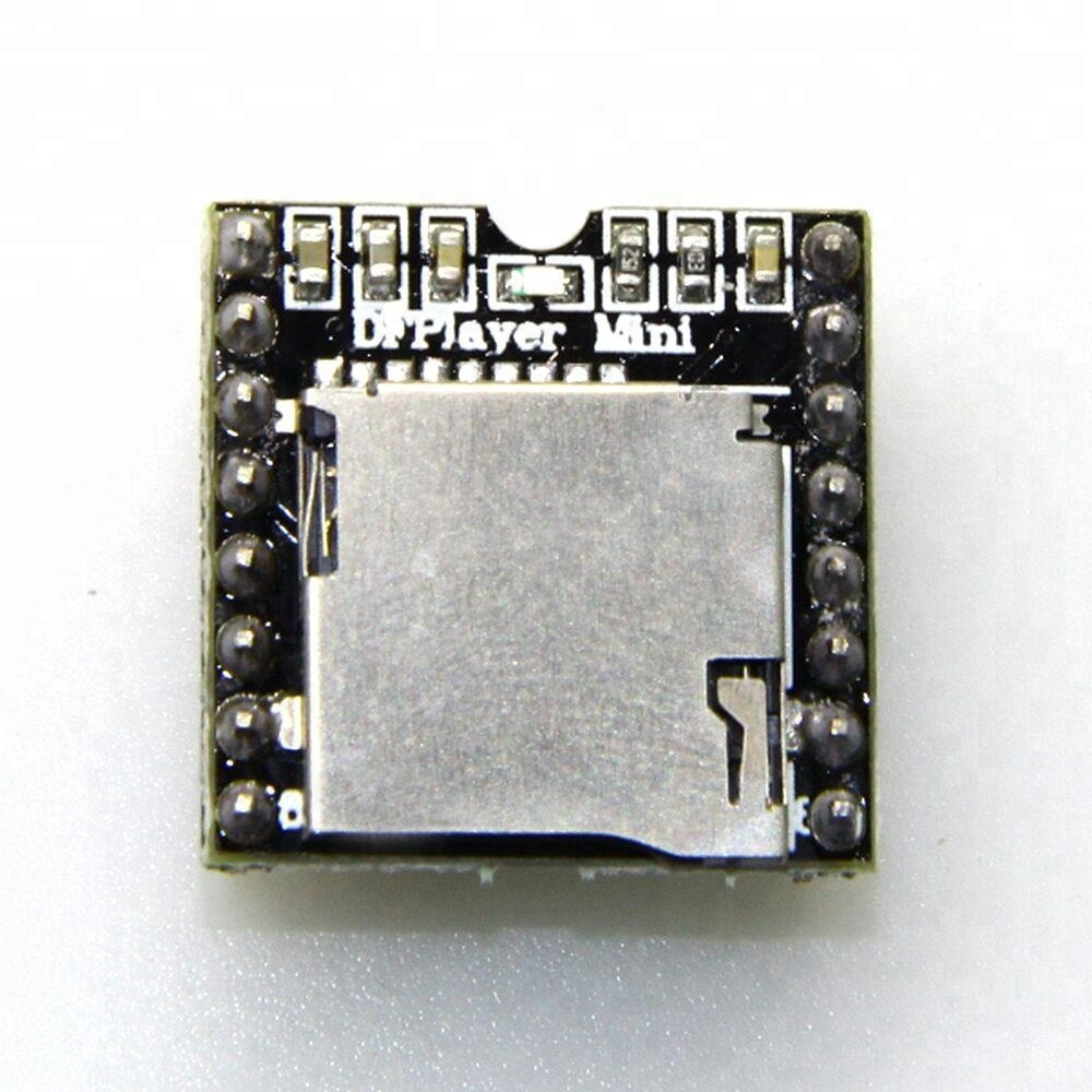 DFPlayer Mini MP3 Player Voice Module for DIY Supporting TF Card <strong>USB</strong> <strong>Disk</strong>