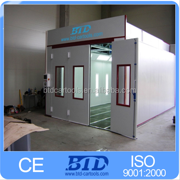 water curtain spray booth inflatable spray booth portable auto paint booth
