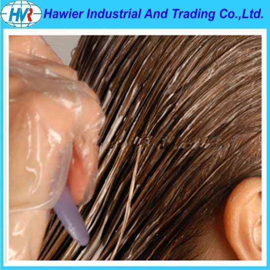 Direct buy China salon use plastic dye haier glove from Hawier