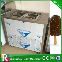 ice lolly packing machine with making machine for sale