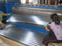 Corrugated steel roofing sheet for building material with prime quality and best price