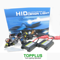 Hot selling 12v 35w H1 H3 H7 H11 880 9005 9006 DC AC slim hid xenon kit 8000k 6000k