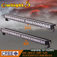 5w CREE XP-G single row led light bar ,50''- 250w power,22500lm ,IP68,off road led light bar.led driving light OL8010-250