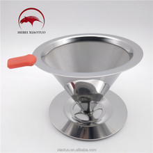 Food grade patent 4 cups coffee dripper ika kitchen with FDA certificate