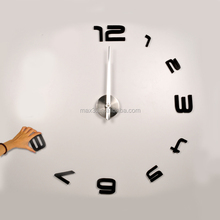Stylish wall clock battery clock from Max3 clock making supplies