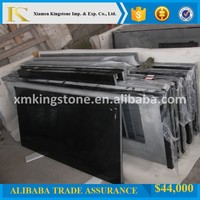 black granite countertop for kitchen absolute black granite