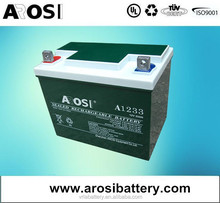 Sealed 12 volts agm gel vrla storage battery Replacement Battery for APC Back-UPS ES 350 VA