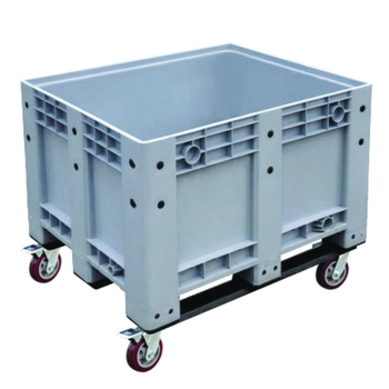 4000kgs Stackable Roll Mesh Storage Plastic Bin Box