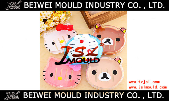 DME standard plastic soap case injection mold for sale