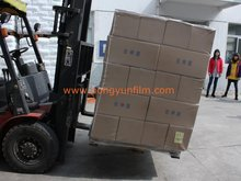 Rolling Type Gusseted Polyethylene(LDPE) Pallet Shrink Wrap Cover Bag
