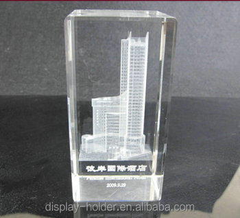 K9 High quality crystal trophy made by shenzhen acrylic factory