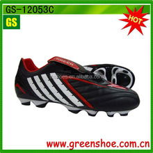 fashion sport style indoor and outdoor spike football shoes 2016