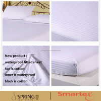 waterproof latex memory foam bed mattress protector