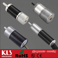 Good quality brushless gearbox motor for skateboard micro small UL CE ROHS 208 KLS brand