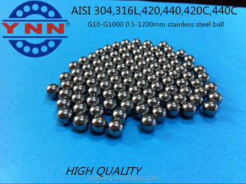 G10-G1000 Gcr15 1/4''(6.35mm)5/32'(3.969mm) bearing steel ball,chrome steel ball HRC60-HRC65
