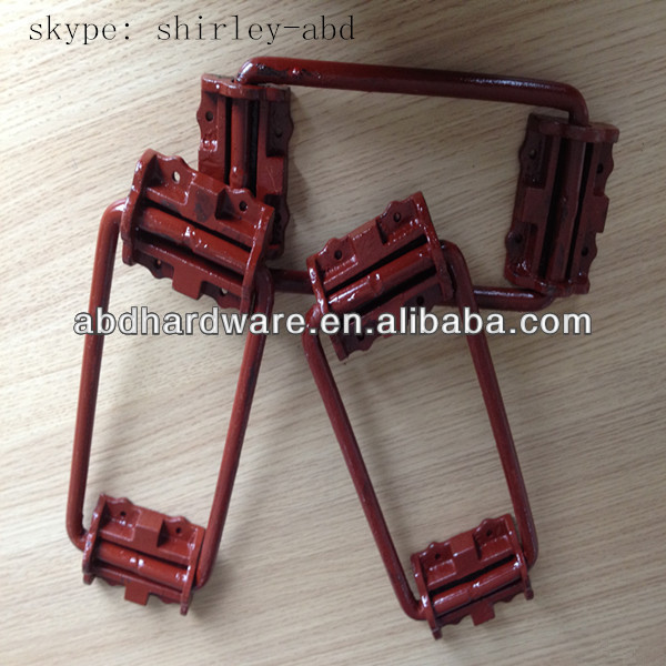 4x4 ellis Clamps/shore clamps/post shoring clamps