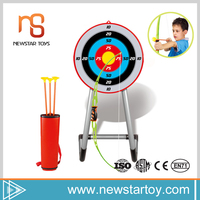 Wholesale alibaba funny outdoor toy bow and arrow with high quality