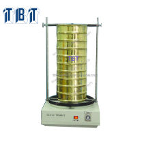 T-BOTA GZS-1 Sieve Shakers Usage test sieve shaker