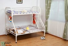 2000*1500*1800 modern metal steel bunk bed G172 for dormitory