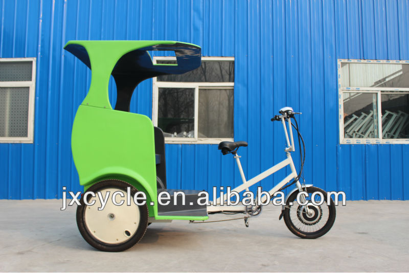 Pedicab Rickshaw Tricycle for City Touring