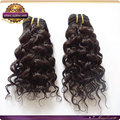 Brazilian virgin weave machine double weft fluffy wave human hair extebsion machine