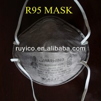 3M 8247 similar style R95 respirator dust mask