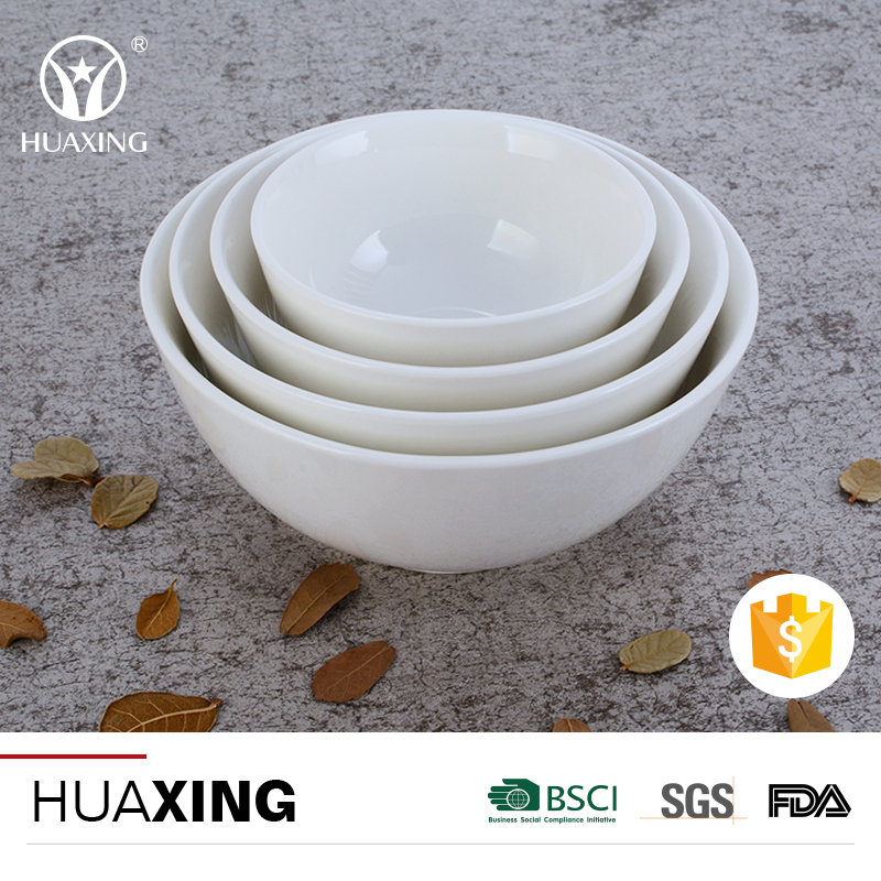 Fancy high quality cheap porcelain ceramic bowl wholesale for dishwasher