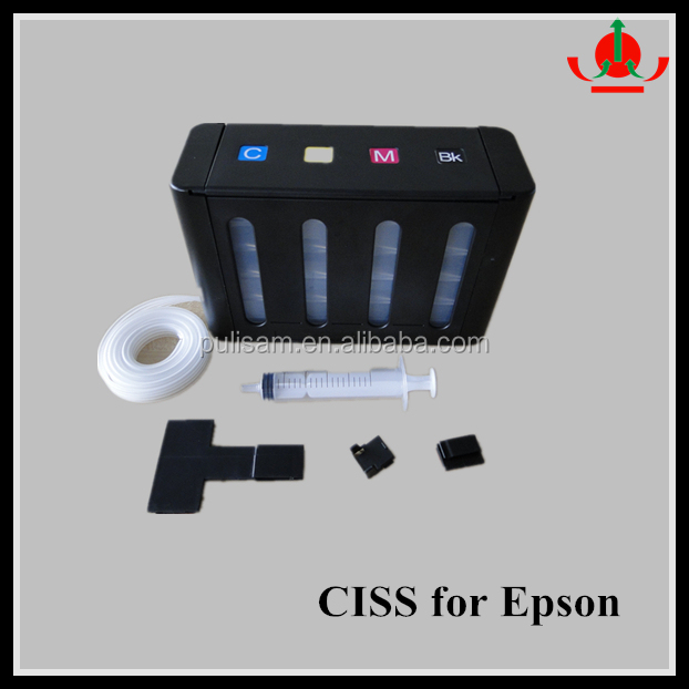 Continuous ink supply system for HP/Canon/Epson printers
