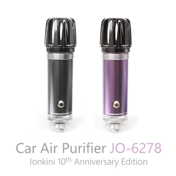 Top Selling Portable Ionic Unscented Electric Car Air Freshener JO-6278