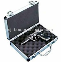 Hot aluminum gun carry case with good quality