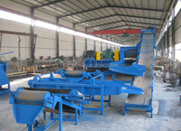 Sale For Chips Strip Sidewall Waste Used Tyre Cutting Machine