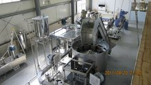 Beverage Bottle Washing Filling Capping& Package Line