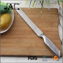 Hotsale Stainless Steel 8 Inch Yangjiang Kitchen Bread Slicer Knife