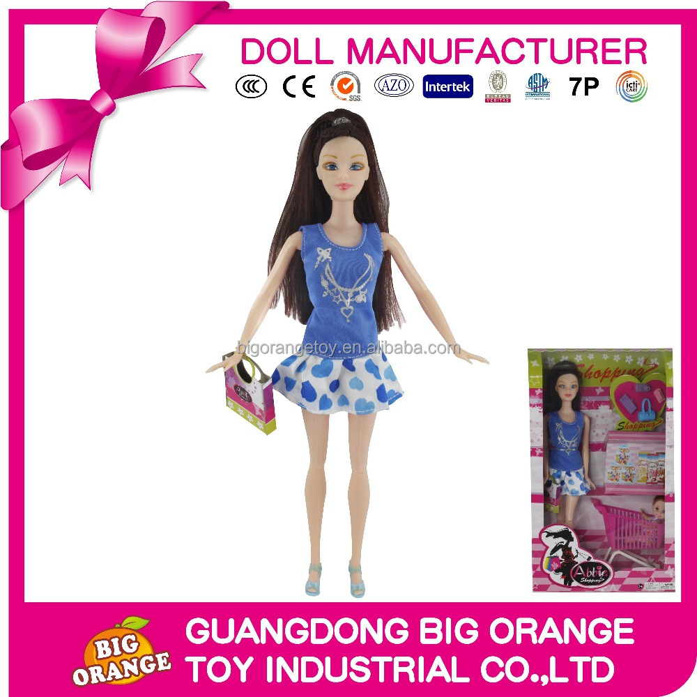 China Manufacturer Toys for Girls 18 Inch American Girl Doll