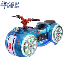 amusement kids electric space prince motorcycle game machine children ride